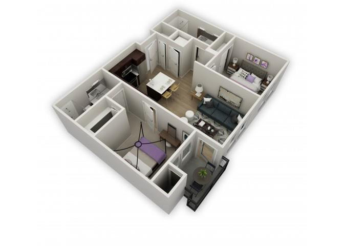 Novella floor plan