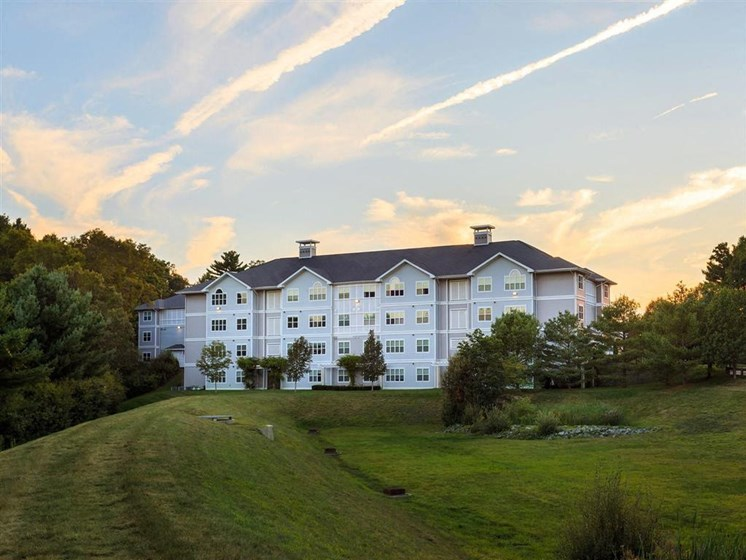 Property View of The Preserve Apartments, 100 Hilltop Dr, Walpole, MA 02081