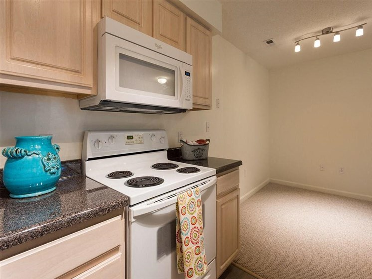 Dining Area By Fully-Equipped Kitchen at The Preserve Apartments,  100 Hilltop Dr, Walpole, MA 02081