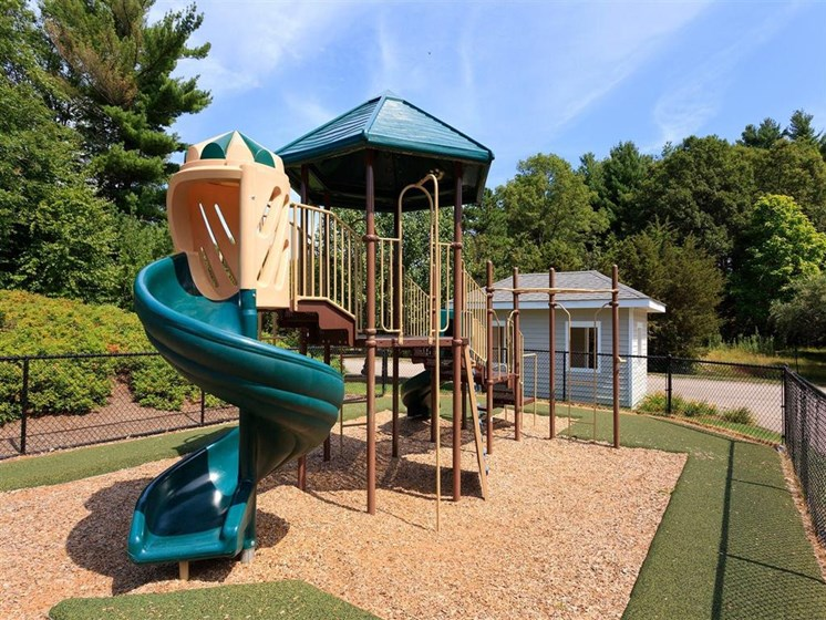 On-Site Playground at The Preserve Apartments, 100 Hilltop Dr, Walpole, MA 02081