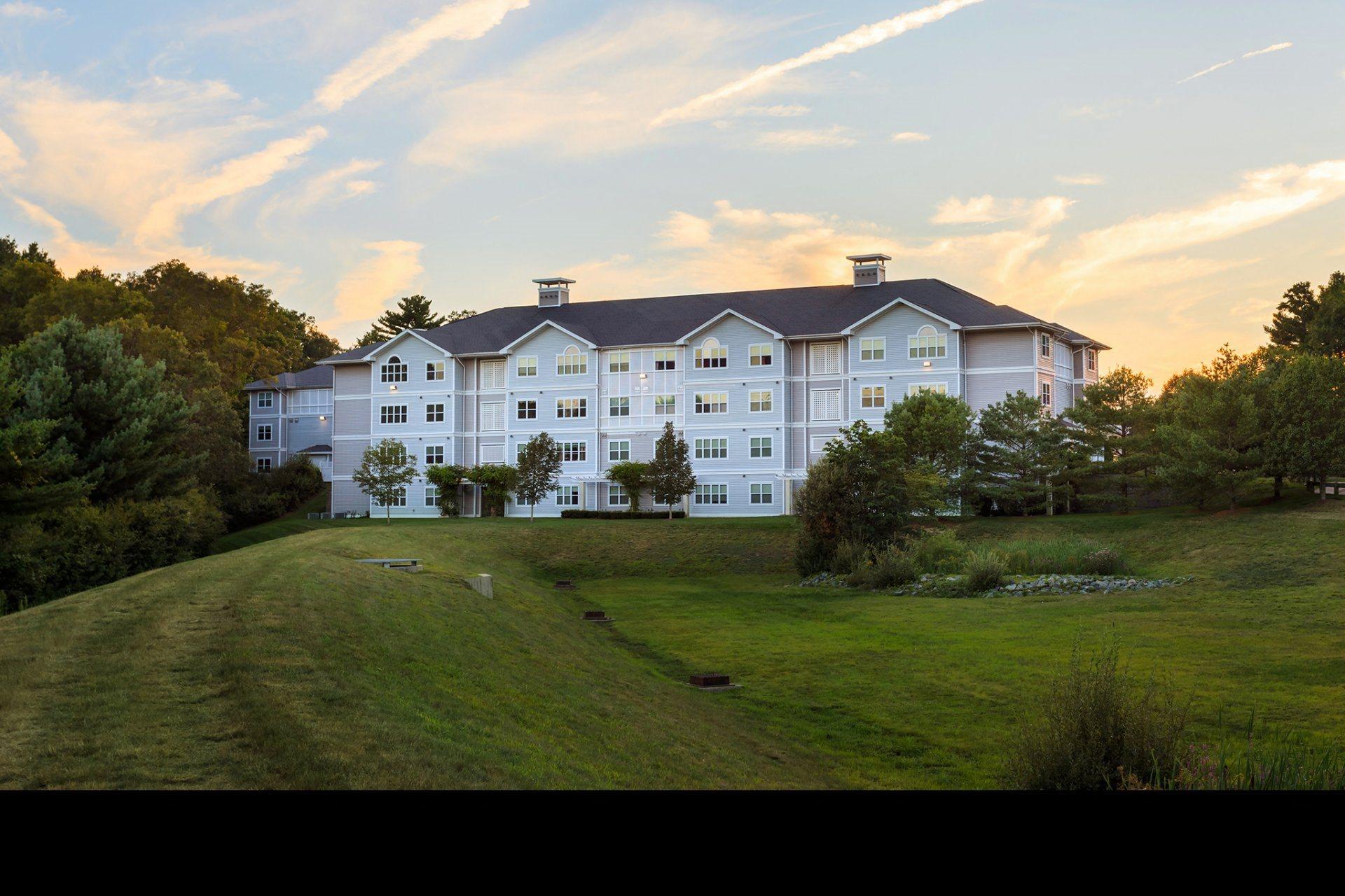 Beautiful Property Exterior, The Preserve Apartments, 100 Hilltop Dr, Walpole, MA