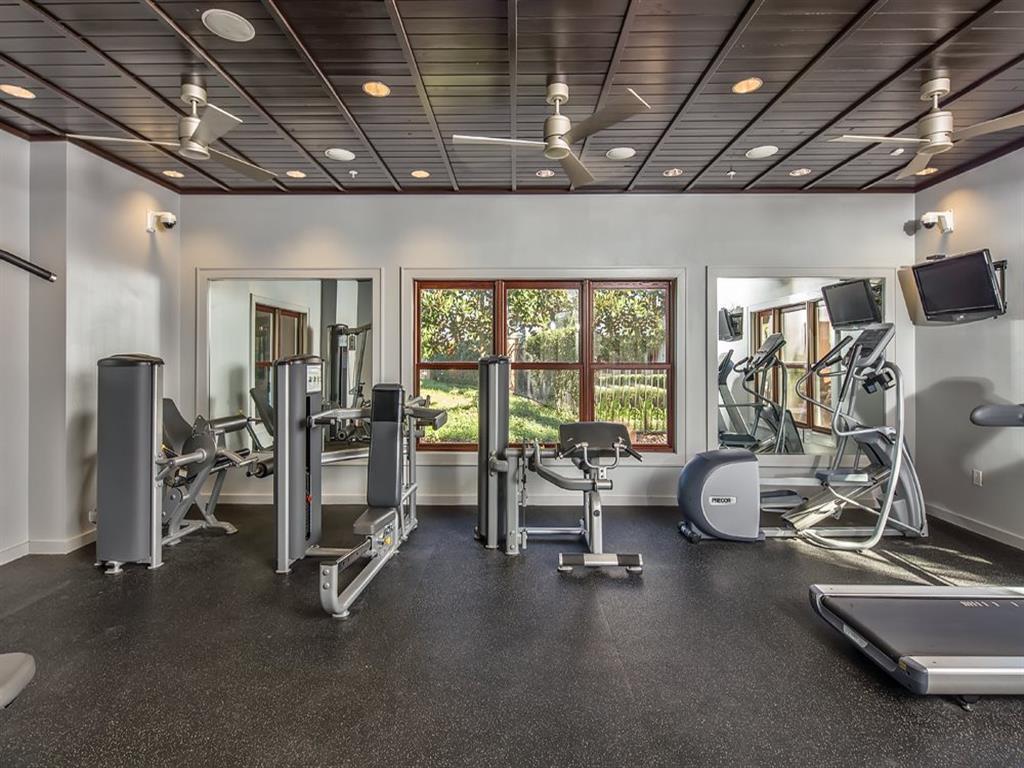 24 hour Fitness Center at Verano Apartments, Florida, 34744