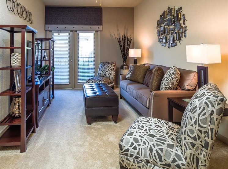 High Ceilings at Verano Apartments, Kissimmee, Florida