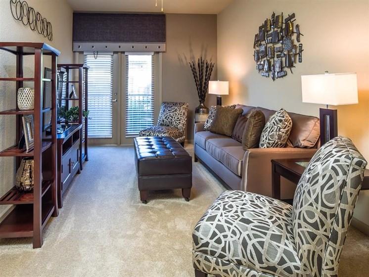 High Ceilings at Verano Apartments, Kissimmee, Florida