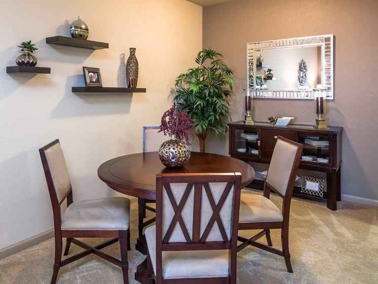 Defined Dining Space at Verano Apartments, Florida