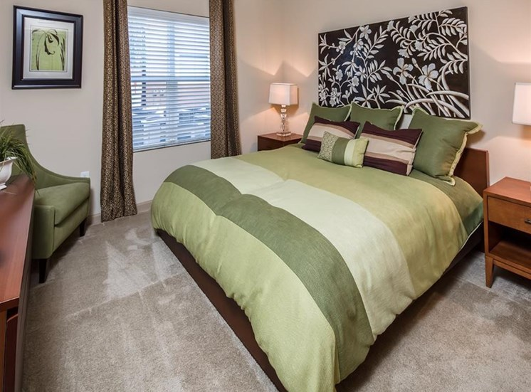 Cozy Bedrooms Verano Apartments, Kissimmee, Florida