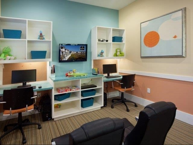 E-Lounge with High-Speed Internet at Altis at Grand Cypress, Lutz, FL
