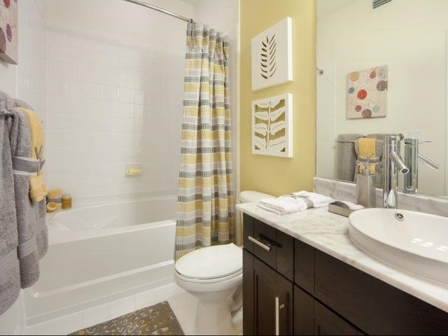 Luxurious Garden Tub at Altis at Grand Cypress, Florida