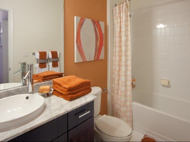 Spacious Bathrooms at Altis at Grand Cypress, Lutz, FL, 33549