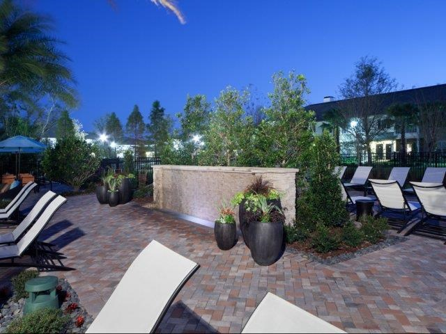 Beautiful Lounging Area at Altis at Grand Cypress, Lutz, FL, 33549