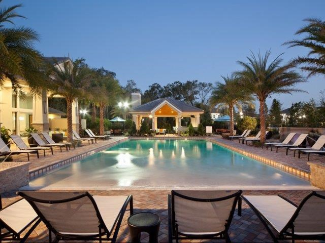 Swimming Pool at Altis at Grand Cypress, Lutz, Florida