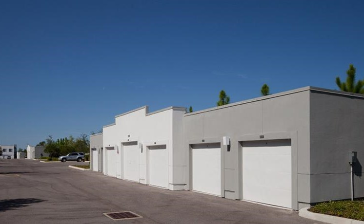 Detached Garages Available at Pure Living Heathrow, Heathrow, Florida
