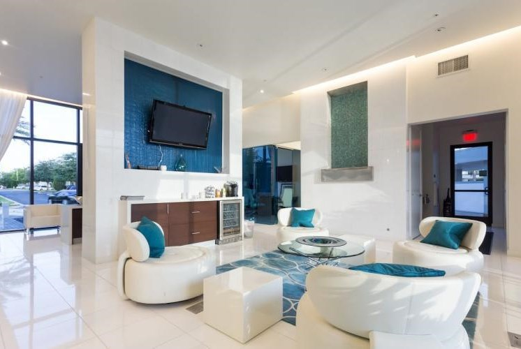 Stylish Clubhouse at Pure Living Heathrow, Heathrow, 32746