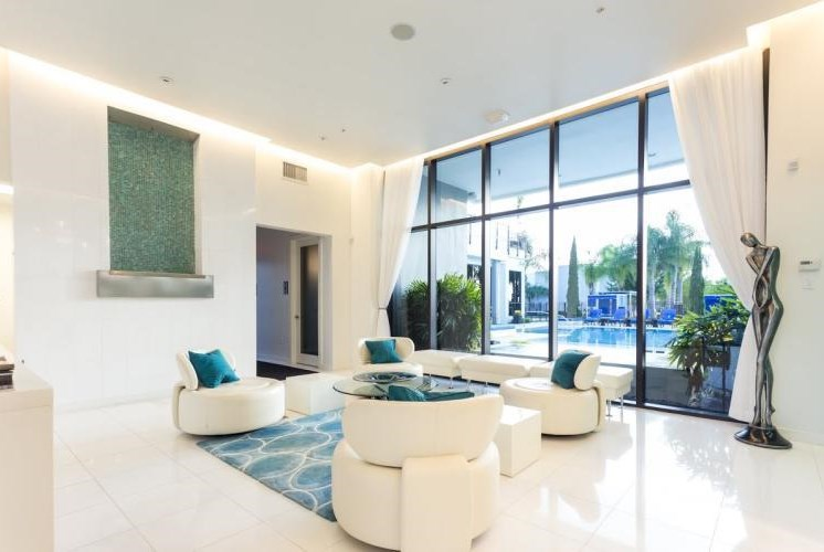 Clubhouse with Upgraded Interiors at Pure Living Heathrow, Heathrow, Florida