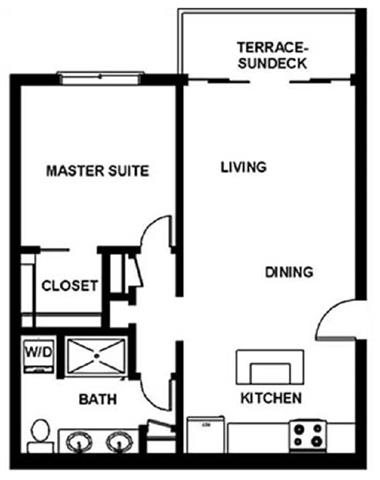 Floor Plan at Pure Living Heathrow, Heathrow, 32746