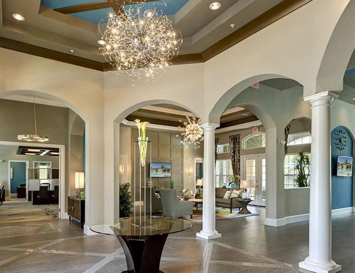 Resident Recreation Area at Reserves at Alafaya, Orlando, 32828