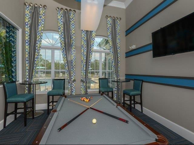 Game Room at Reserves at Alafaya, Florida, 32828