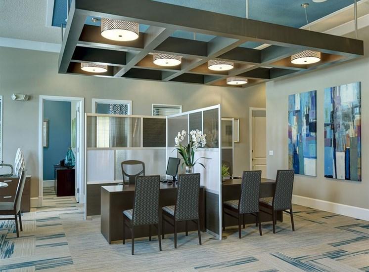 Interactive Clubhouse at Reserves at Alafaya, Orlando, FL, 32828