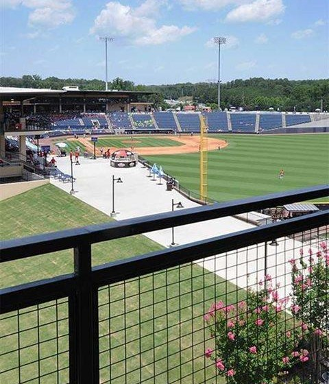 Skybox at The Views at Coolray Field, Lawrenceville, Georgia