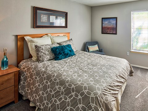 Compass at City Center Bedroom