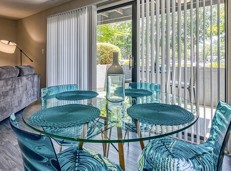 Dining_Area_Compass_At_City_Center_Apartments