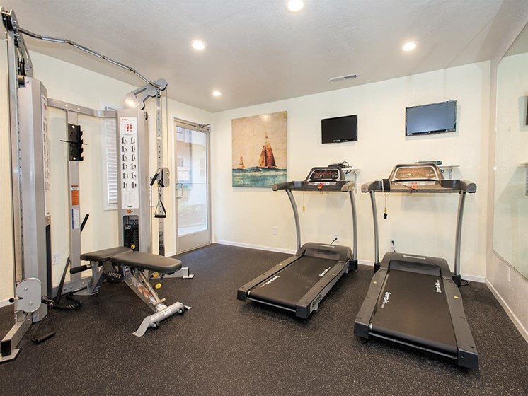 Monterey Apartments for Rent-Monterey Townhouse CA Gym