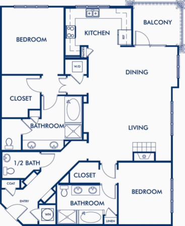 The Castleberry Floor Plan 3