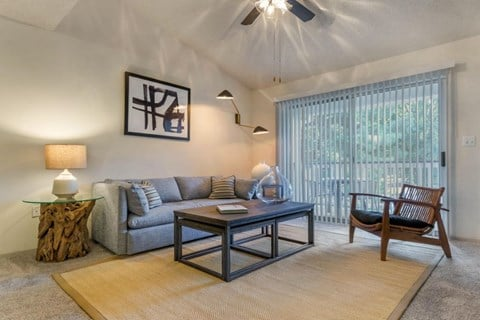 Sailpointe at Lake Norman|Fully Furnished Living Room