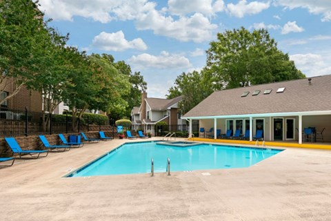 The Brook Apartment Homes| Swimming Pool