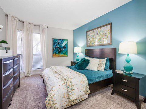 The Brook Apartment Homes| Bedroom