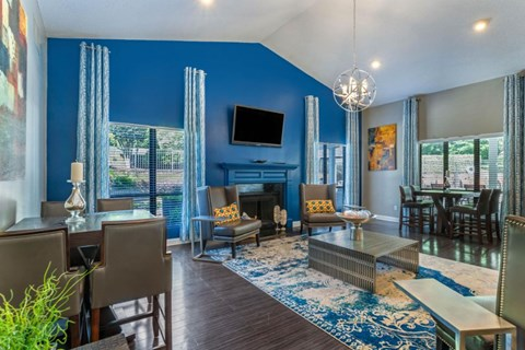 Southpark Commons Apartment Homes|Clubhouse