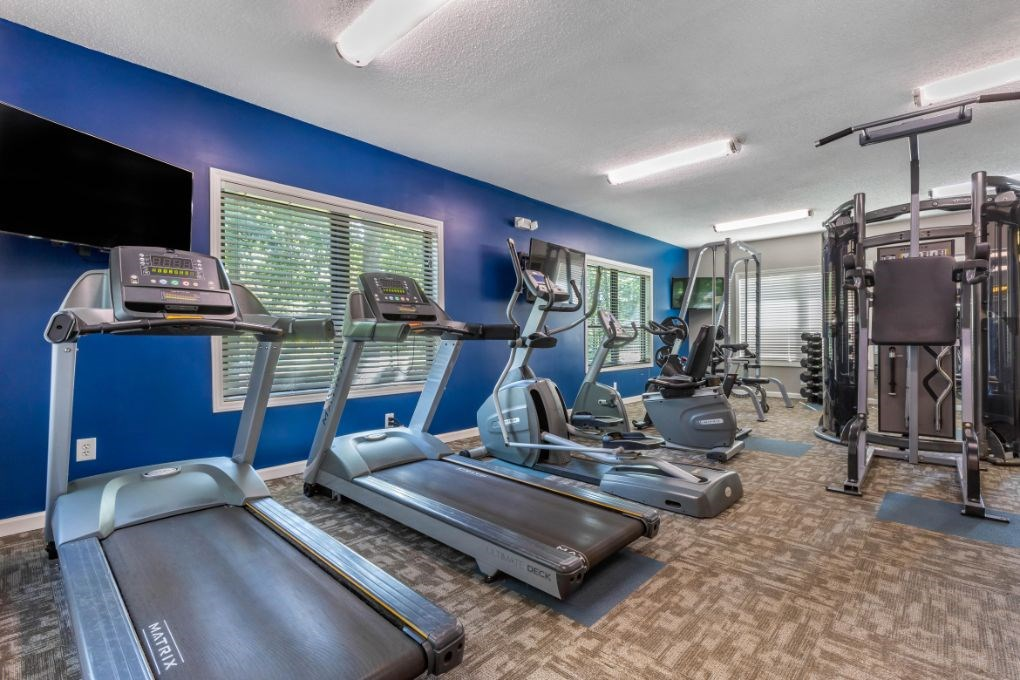 Southpark Commons Apartment Homes|Fitness Center