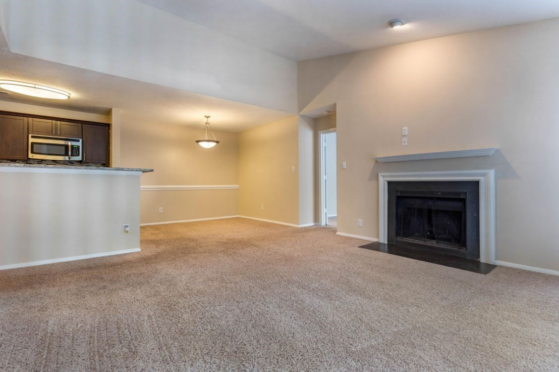Southpark Commons Apartment Homes|Living Room