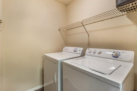 Southpark Commons Apartment Homes|Washer and Dryer