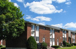 Affordable housing at Coppermine Village in Bristol, CT