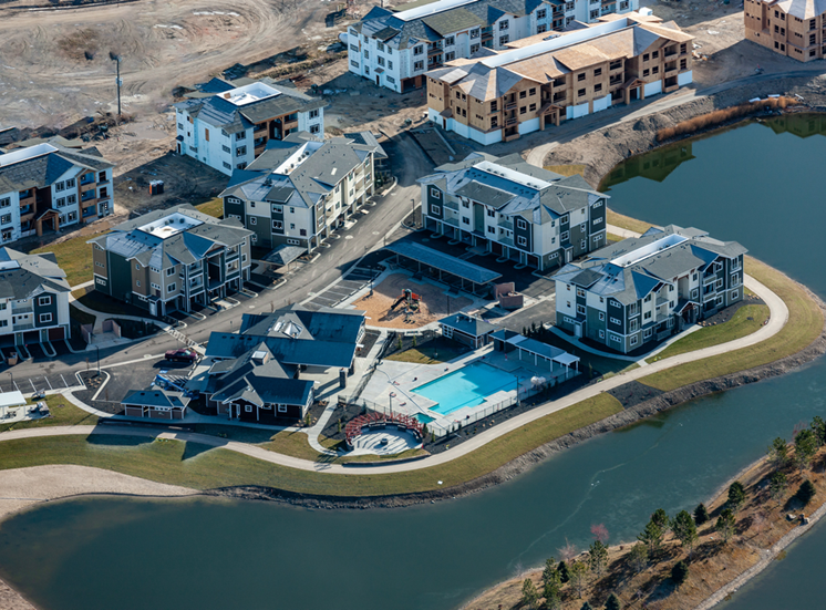 The Lakes at Eagle Construction Progress 2019