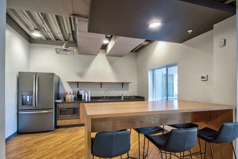 general kitchen space