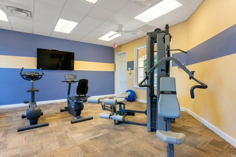 Lindsey Terrace|Fitness Center