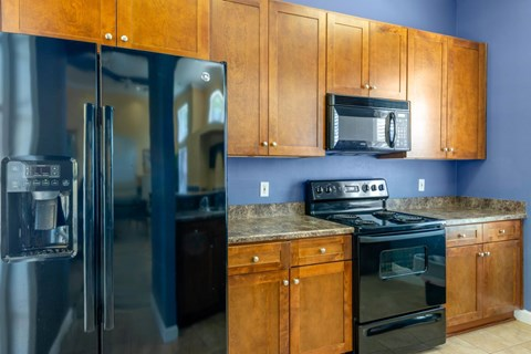 Lindsey Terrace|Clubhouse Kitchen
