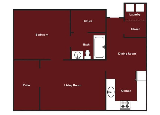 Floor plans of tuscan isle apartments in naples fl - 1 bedroom apartments in naples fl ...