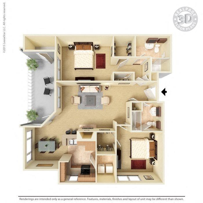 B5 Floor Plan