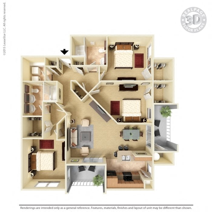 C2 Floor Plan