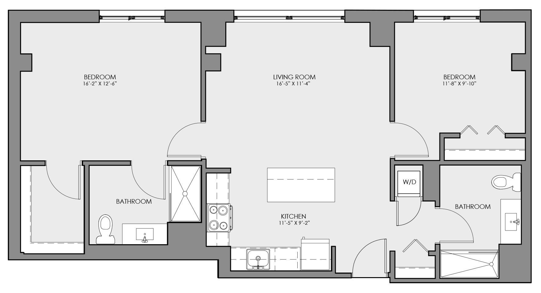 2A Floor Plan 7