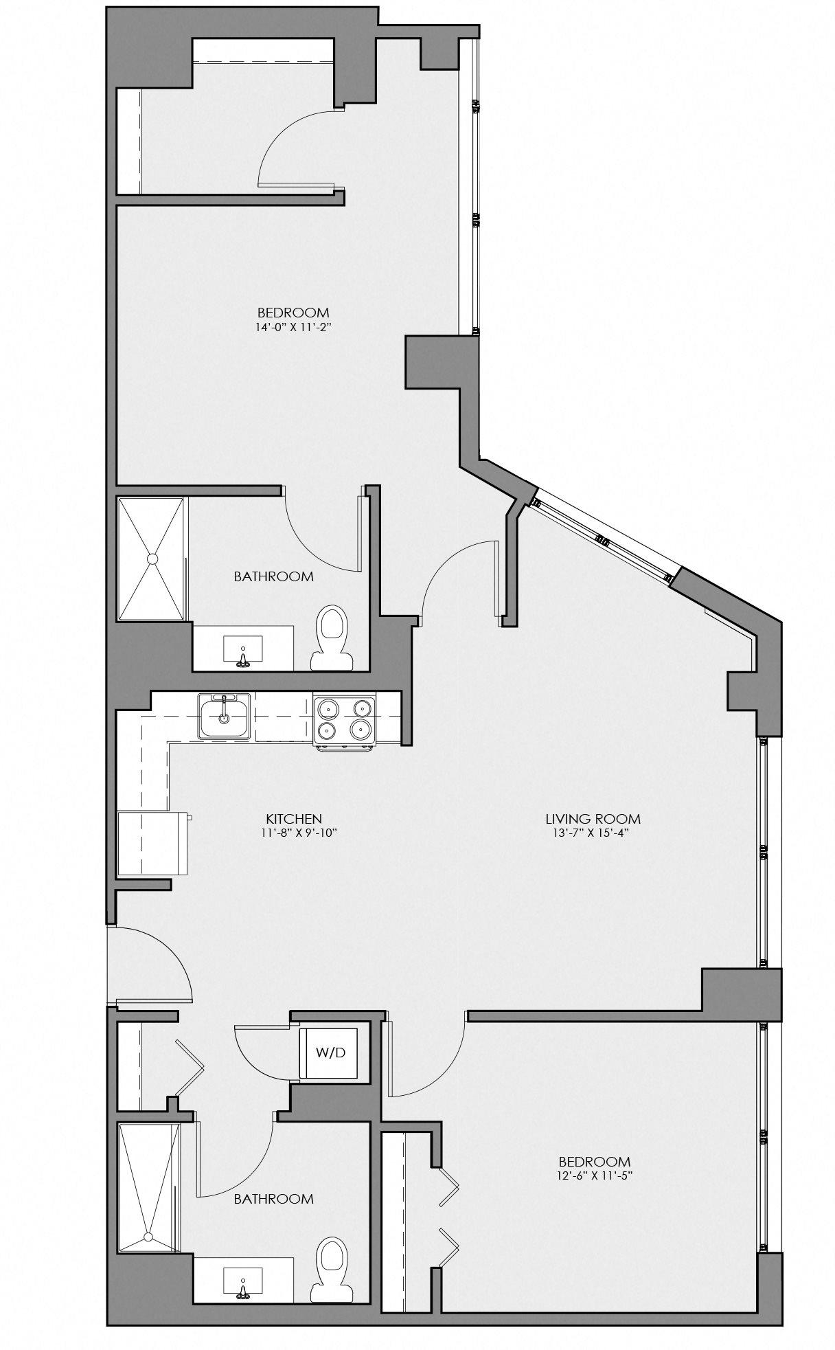 2E Floor Plan 11