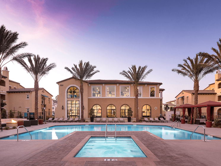 Invigorating Swimming Pool at Las Positas Apartments, Camarillo, 93010
