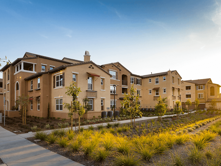 Modern Apartment Community at Las Positas Apartments, Camarillo, California