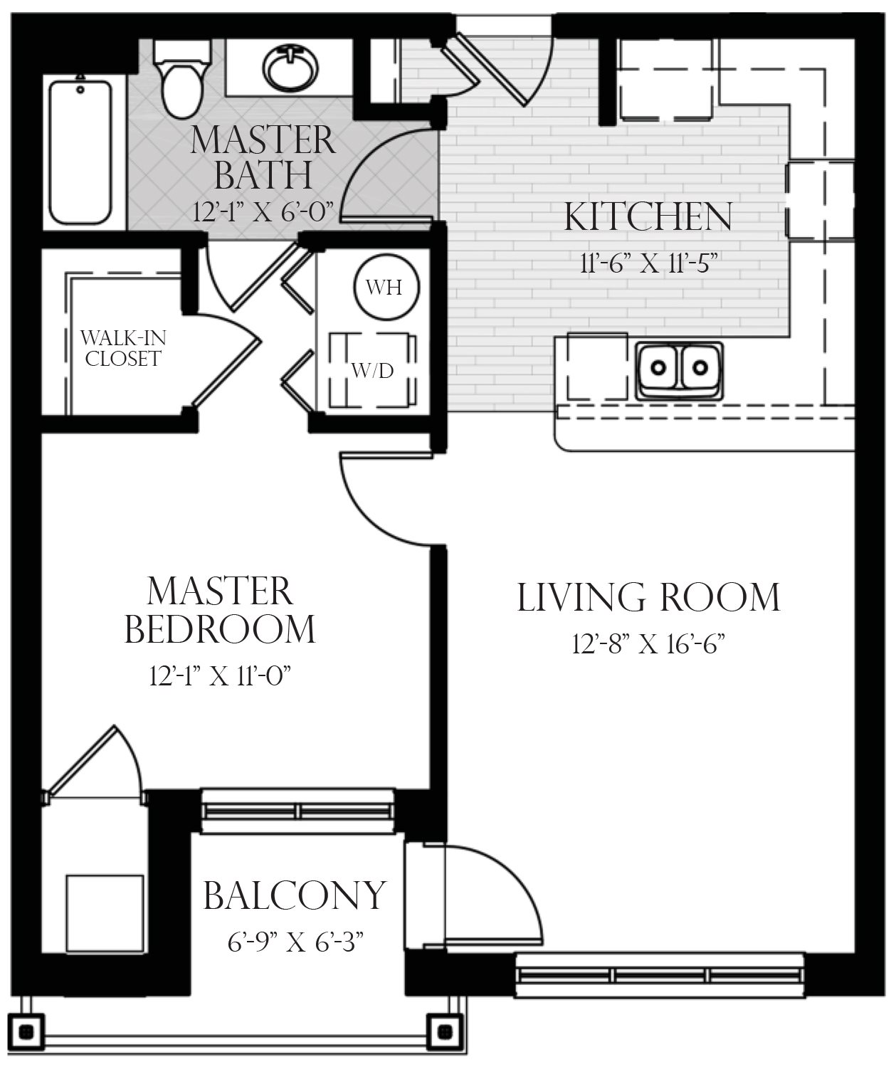 Alpine Floor Plan 1