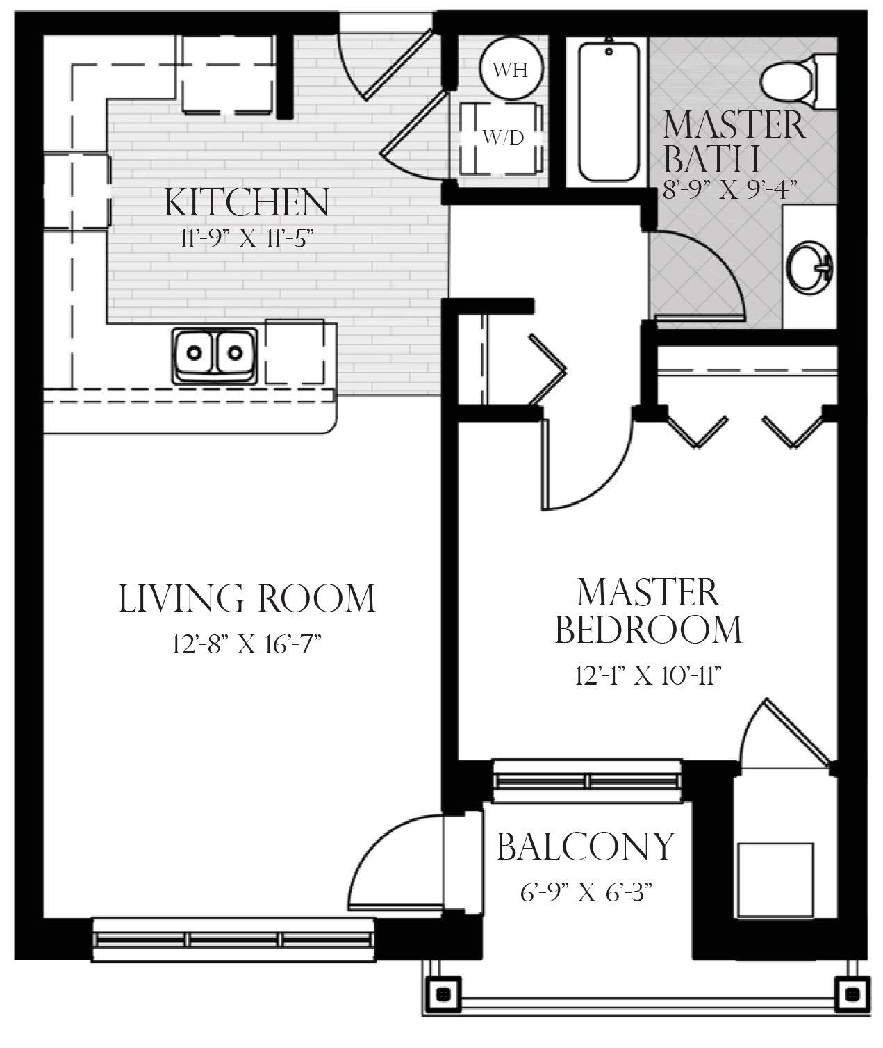 Arbor Floor Plan 2