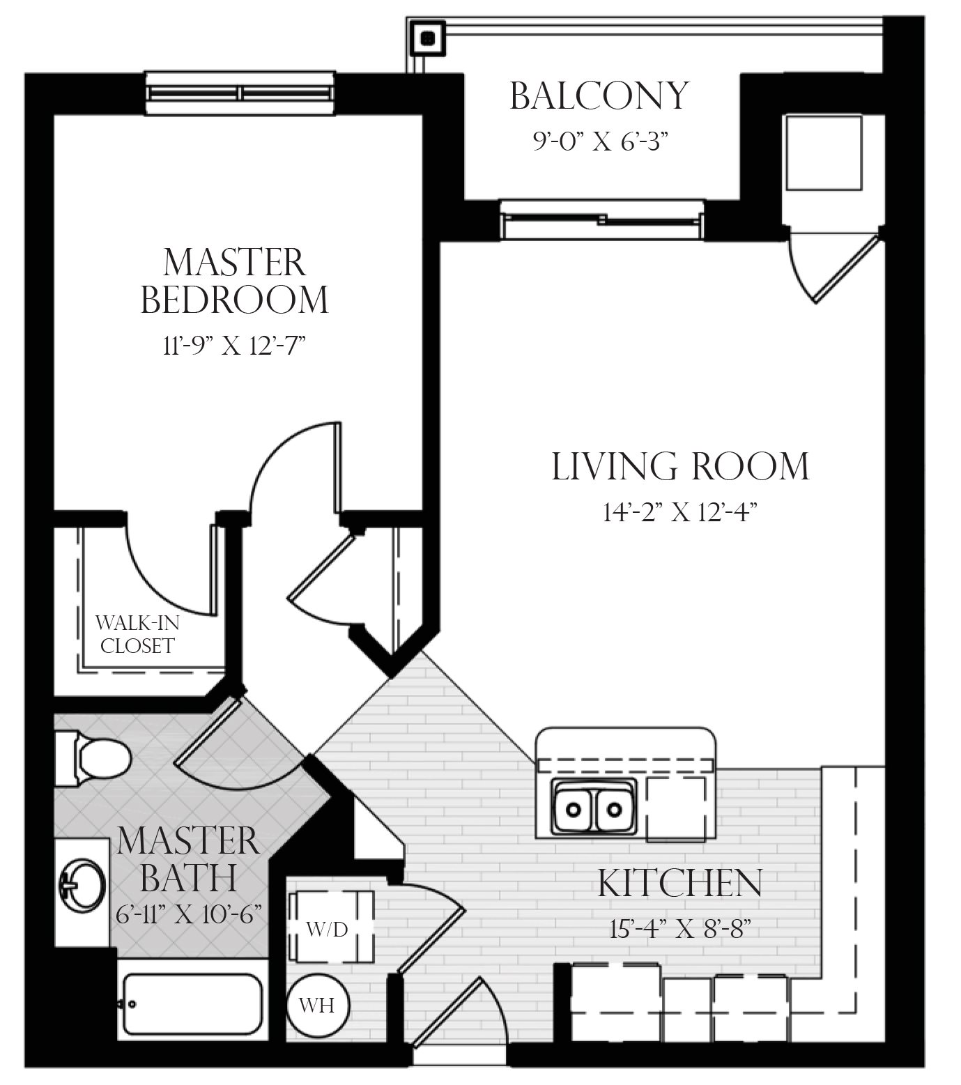 Brentwood Floor Plan 3