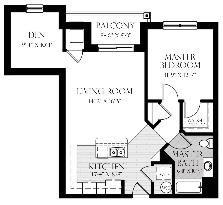 Centennial Floor Plan 5